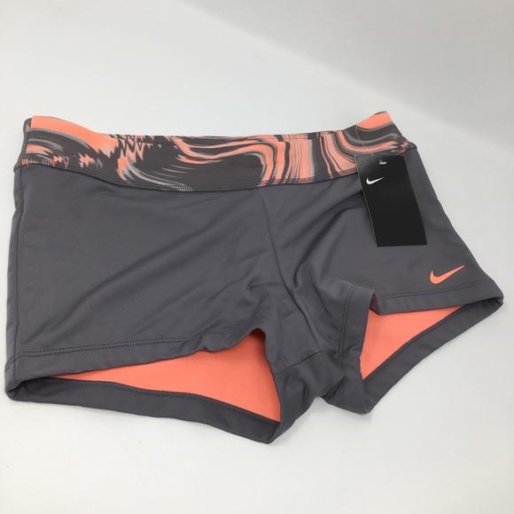 e12f956374 Nike Shorts | Womens Swim Amp Surge Kick Short | Poshmark